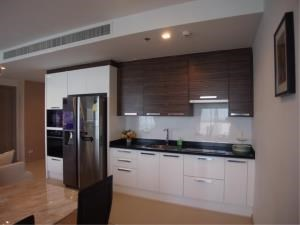 BKK Condos Agency's 2 bedroom condo for rent and for sale at HQ By Sansiri 1