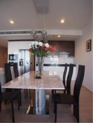 BKK Condos Agency's 2 bedroom condo for rent and for sale at HQ By Sansiri 9