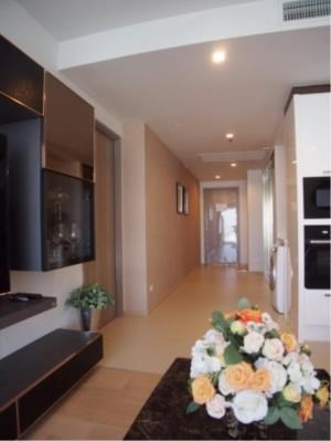 BKK Condos Agency's 2 bedroom condo for rent and for sale at HQ By Sansiri 14