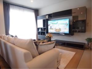 BKK Condos Agency's 2 bedroom condo for rent and for sale at HQ By Sansiri 7