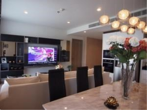 BKK Condos Agency's 2 bedroom condo for rent and for sale at HQ By Sansiri 8