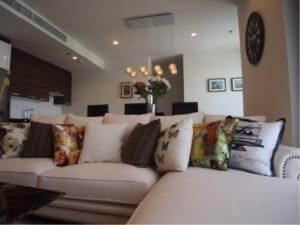 BKK Condos Agency's 2 bedroom condo for rent and for sale at HQ By Sansiri 3