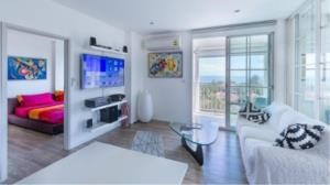 BKK Condos Agency's 2 bedroom condo for sale and for rent at Summer Condo in Hua Hin 12