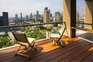 BKK Condos Agency's 1 bedroom condo for sale at The Sukhothai Residences 11