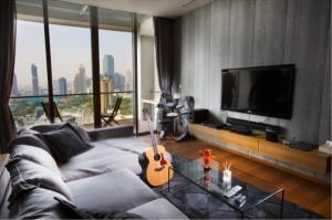BKK Condos Agency's 1 bedroom condo for sale at The Sukhothai Residences 4