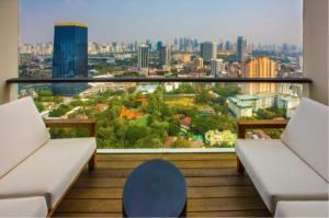 BKK Condos Agency's 1 bedroom condo for sale at The Sukhothai Residences 9