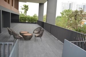 BKK Condos Agency's 2 bedroom condo for sale at Hasu Haus 3