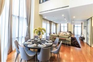 BKK Condos Agency's 4 bedroom condo for sale at Bright Sukhumvit 24 1