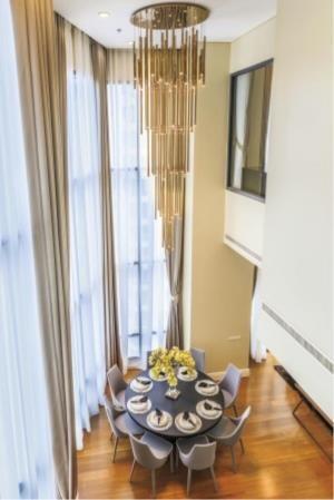 BKK Condos Agency's 4 bedroom condo for sale at Bright Sukhumvit 24 3