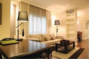 BKK Condos Agency's 2 bedroom condo for rent at Saladaeng Colonnade 6