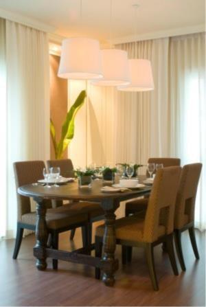 BKK Condos Agency's 2 bedroom condo for rent at Saladaeng Colonnade 7