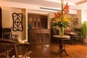 BKK Condos Agency's 2 bedroom condo for rent at Saladaeng Colonnade 10