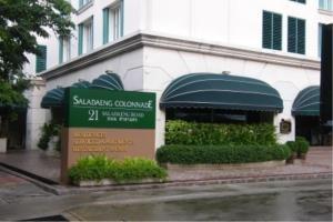 BKK Condos Agency's 2 bedroom condo for rent at Saladaeng Colonnade 13