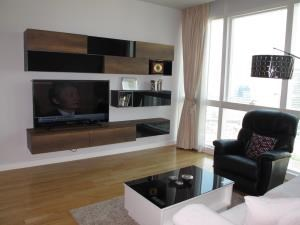 BKK Condos Agency's 2 bedroom condo for rent at Millennium Residence 6