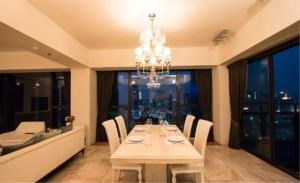 BKK Condos Agency's 3 bedroom condo for sale at The Met 12