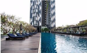 BKK Condos Agency's 3 bedroom condo for sale at The Met 15
