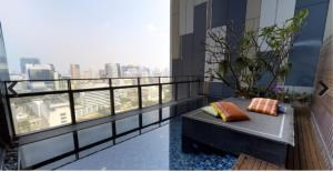 BKK Condos Agency's 3 bedroom condo for sale at The Met 2