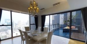 BKK Condos Agency's 3 bedroom condo for sale at The Met 6