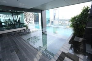 BKK Condos Agency's 1 bedroom condo for rent at Noble Solo 3