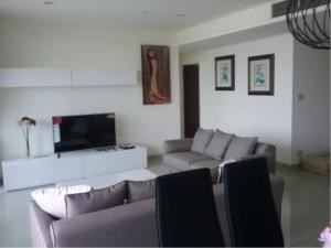 BKK Condos Agency's 3 bedroom condo for rent at Watermark 6