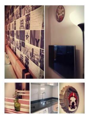 BKK Condos Agency's 1 bedroom condo for rent at Rhythm Asoke 3