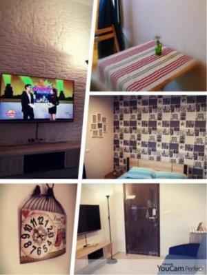 BKK Condos Agency's 1 bedroom condo for rent at Rhythm Asoke 4