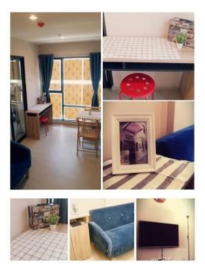 BKK Condos Agency's 1 bedroom condo for rent at Rhythm Asoke 5