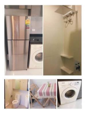 BKK Condos Agency's 1 bedroom condo for rent at Rhythm Asoke 6