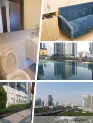 BKK Condos Agency's 1 bedroom condo for rent at Rhythm Asoke 7