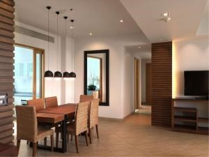 BKK Condos Agency's 3 bedroom condo for rent at Millennium Residence 1