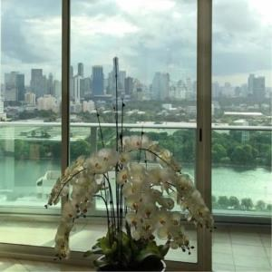 BKK Condos Agency's 3 bedroom condo for rent at Millennium Residence 4