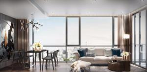 BKK Condos Agency's 2 bedroom condo for sale at The Line Sukhumvit 71 1