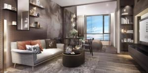 BKK Condos Agency's 2 bedroom condo for sale at The Line Sukhumvit 71 3