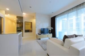BKK Condos Agency's 2 bedroom condo for rent and for sale at Q Langsuan 4