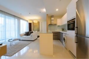 BKK Condos Agency's 2 bedroom condo for rent and for sale at Q Langsuan 5