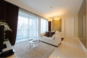 BKK Condos Agency's 2 bedroom condo for rent and for sale at Q Langsuan 7