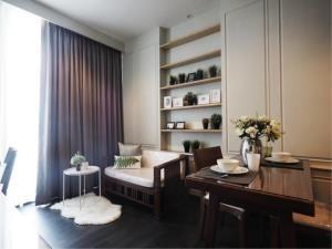 BKK Condos Agency's 1 bedroom condo for rent at Edge Sukhumvit 23 5