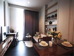 BKK Condos Agency's 1 bedroom condo for rent at Edge Sukhumvit 23 6