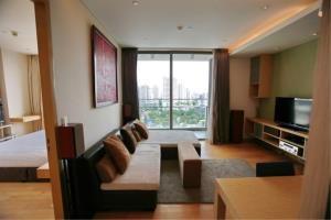 BKK Condos Agency's 1 bedroom condo for rent at Aequa Sukhumvit 49 2