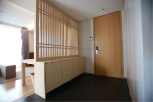 BKK Condos Agency's 1 bedroom condo for rent at Aequa Sukhumvit 49 3
