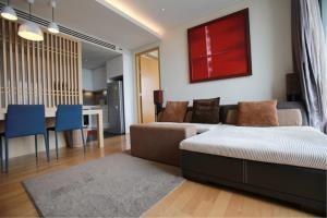 BKK Condos Agency's 1 bedroom condo for rent at Aequa Sukhumvit 49 4