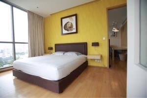 BKK Condos Agency's 1 bedroom condo for rent at Aequa Sukhumvit 49 6
