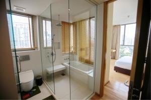 BKK Condos Agency's 1 bedroom condo for rent at Aequa Sukhumvit 49 7