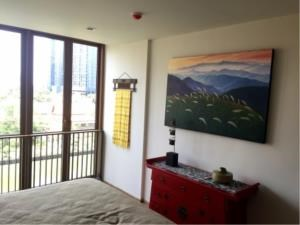 BKK Condos Agency's 2 bedroom condo for rent at Hasu Haus 6