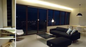 BKK Condos Agency's 3 bedroom condo for rent at The Emporio Place 1