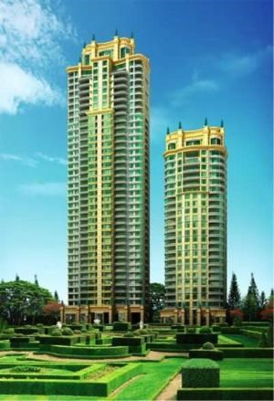 BKK Condos Agency's 4 bedroom condo for sale at Royce Private Residences 1