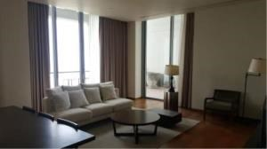 BKK Condos Agency's 3 bedroom condo for rent at The Sukhothai Residences 3