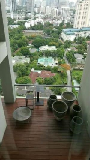BKK Condos Agency's 3 bedroom condo for rent at The Sukhothai Residences 5