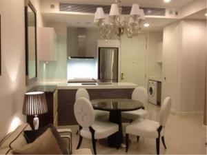 BKK Condos Agency's 2 bedroom condo for rent at Q Langsuan 4