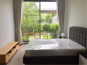 BKK Condos Agency's One Bedroom in private apartment with private garden on Sukhumvit 50 for rent 8